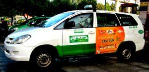 03 ưu điểm vượt trội của quảng cáo trên taxi mà doanh nghiệp cần biết