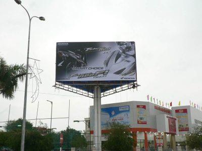 hình thức quảng cáo ngoài trời